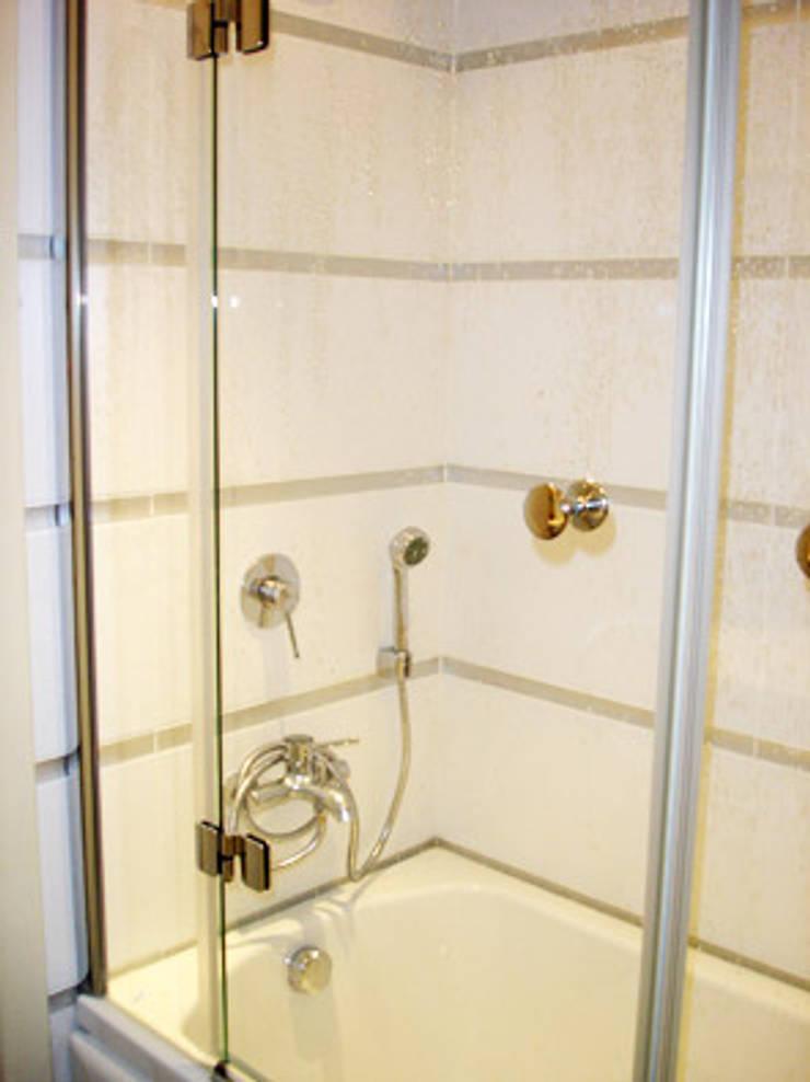 AR-ES MİMARLIK TİCARET LTD STİ – Aşkın Kuraltak Evi:  tarz Banyo