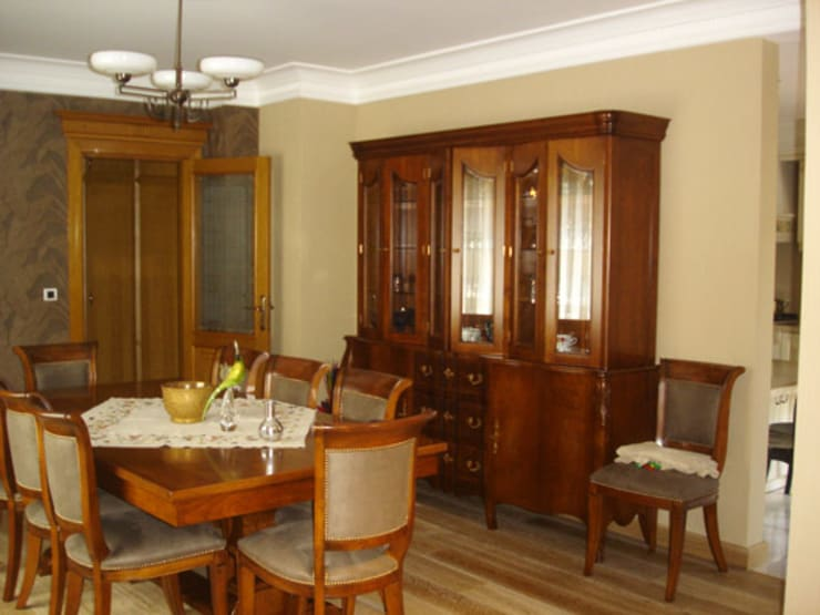 AR-ES MİMARLIK TİCARET LTD STİ – Zafer Kurşun Evi: modern tarz Oturma Odası