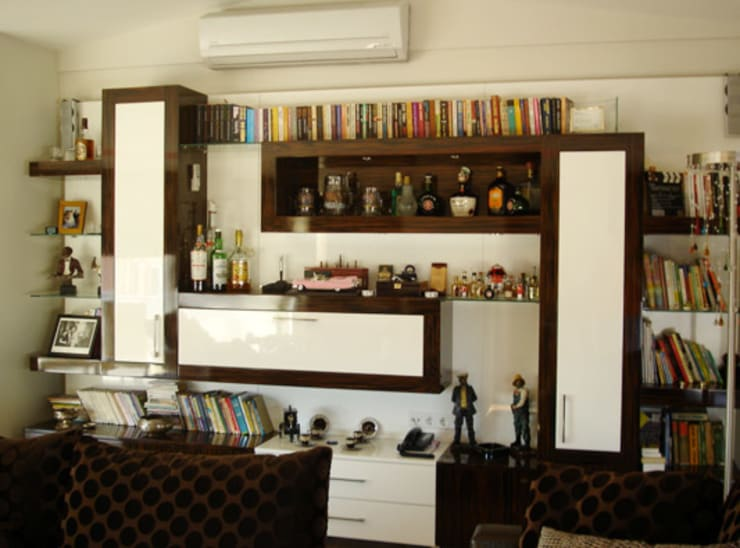 AR-ES MİMARLIK TİCARET LTD STİ – Çekmeköy Evi:  tarz Oturma Odası