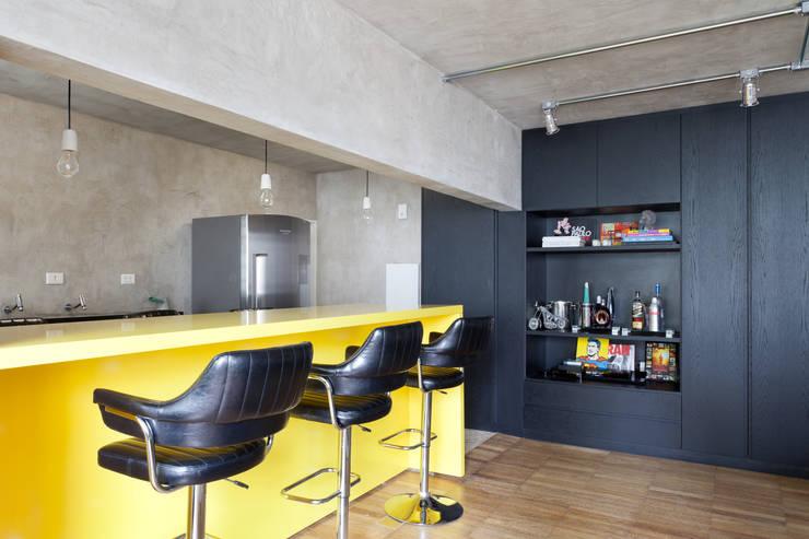 Cuisine de style de style Moderne par Suite Arquitetos