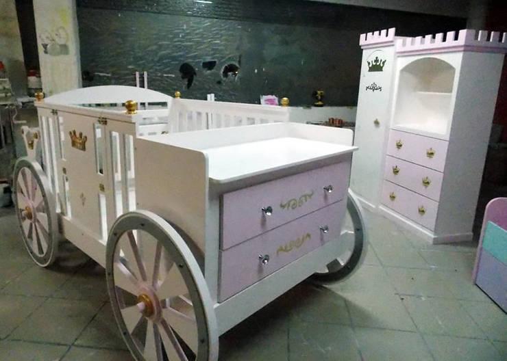 Habitaciones infantiles de estilo  de camas y literas infantiles kids world
