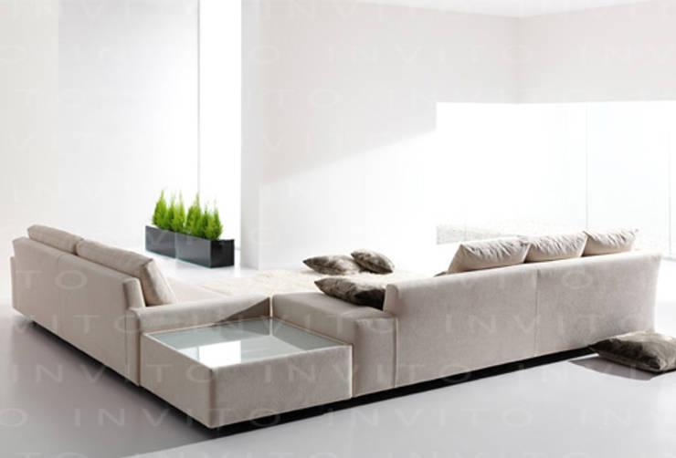 Salas INVITO: Salas de estilo  por INVITO