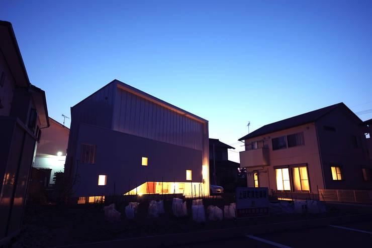 seep out: 建築設計事務所SAI工房が手掛けた家です。
