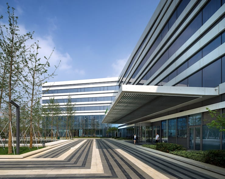Element Suzhou Science and Technology Town, Suzhou, China, by Aedas:   by Aedas