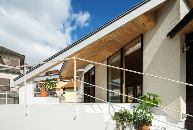 ASSY: 建築設計事務所SAI工房が手掛けたテラス・ベランダです。
