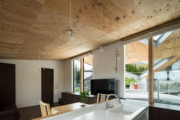ASSY: 建築設計事務所SAI工房が手掛けたキッチンです。