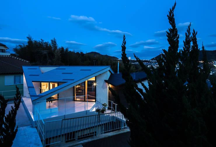 建築設計事務所SAI工房의  주택