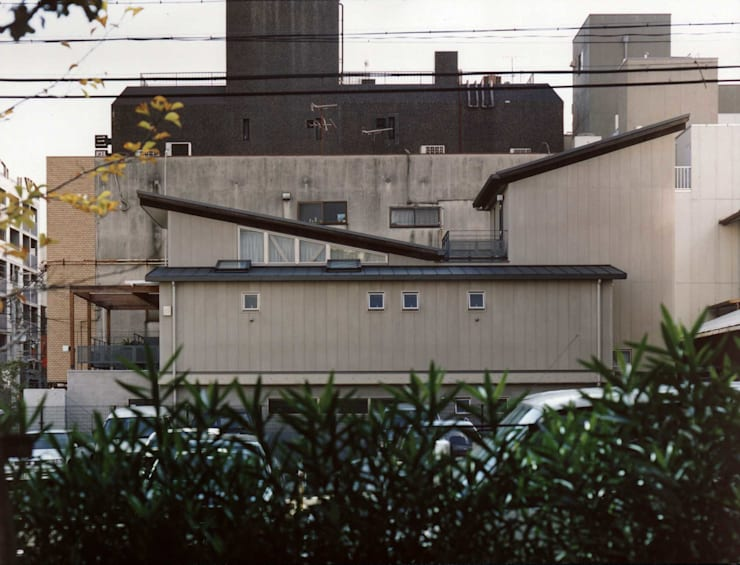 north facade: H.Maekawa Architect & Associatesが手掛けた家です。,