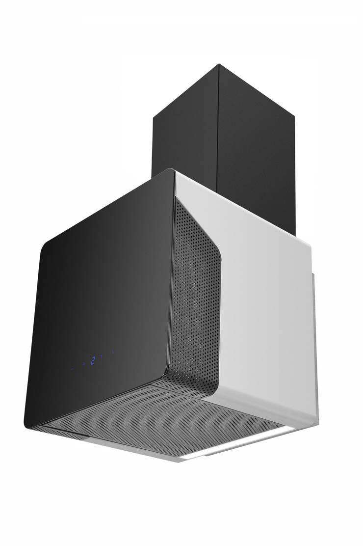 Okap Cube Neon: styl , w kategorii Kuchnia zaprojektowany przez Ciarko
