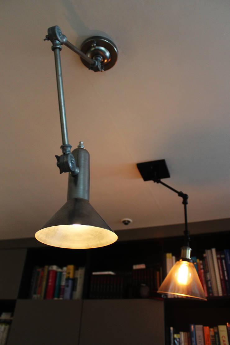 Projekty,  Salon zaprojektowane przez dip chroma