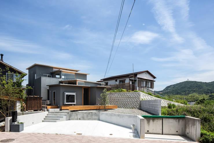 alley: 建築設計事務所SAI工房が手掛けた家です。