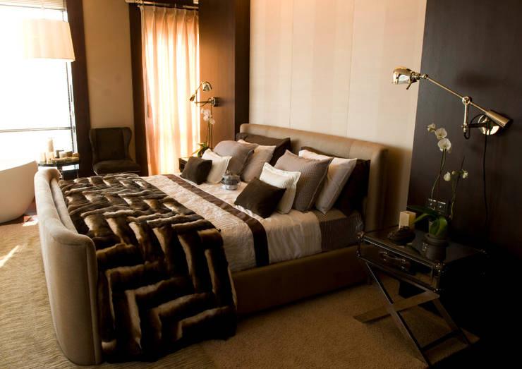 Ривьера: Спальни в . Автор – DecorAndDesign