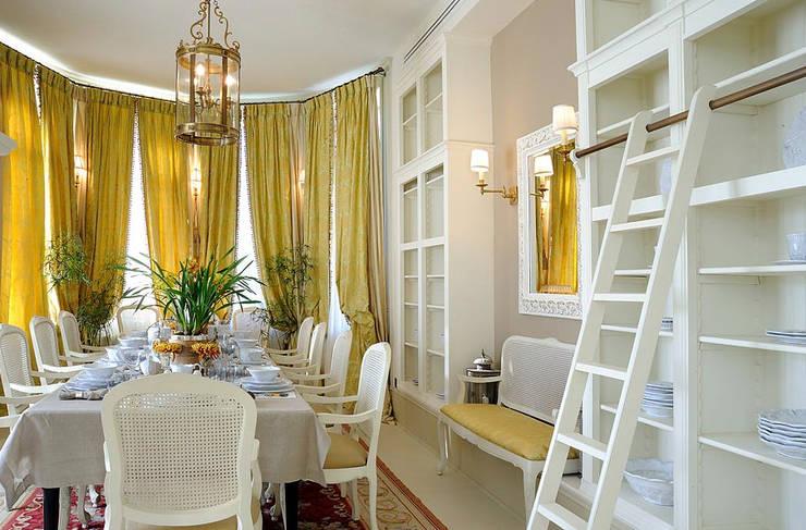 Гринфилд: Столовые комнаты в . Автор – DecorAndDesign