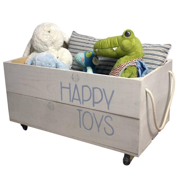 Cajas de madera infantiles happy home barcelona - Cajas de madera barcelona ...