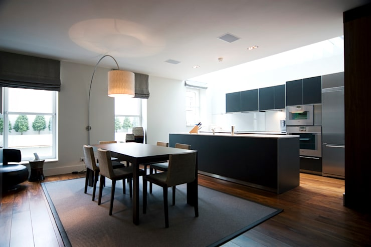 Town House:  Houses by Hampstead Design Hub