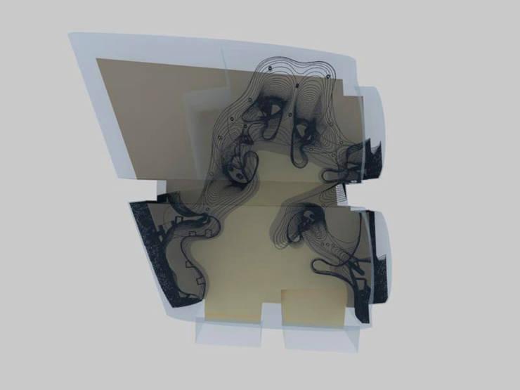 Navigamondo 2008: Negozi & Locali commerciali in stile  di Studio Romoli Architetti