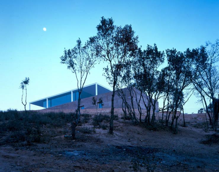 Casa De Blas: Casas de estilo  de Alberto Campo Baeza