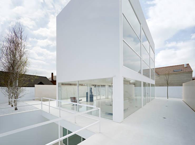 Casas de estilo  por Alberto Campo Baeza
