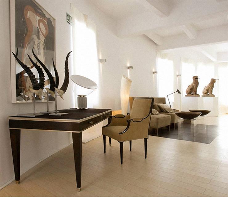 Colaboración CasaDecor 08: Estudios y despachos de estilo  de Coup de Grâce  design & events