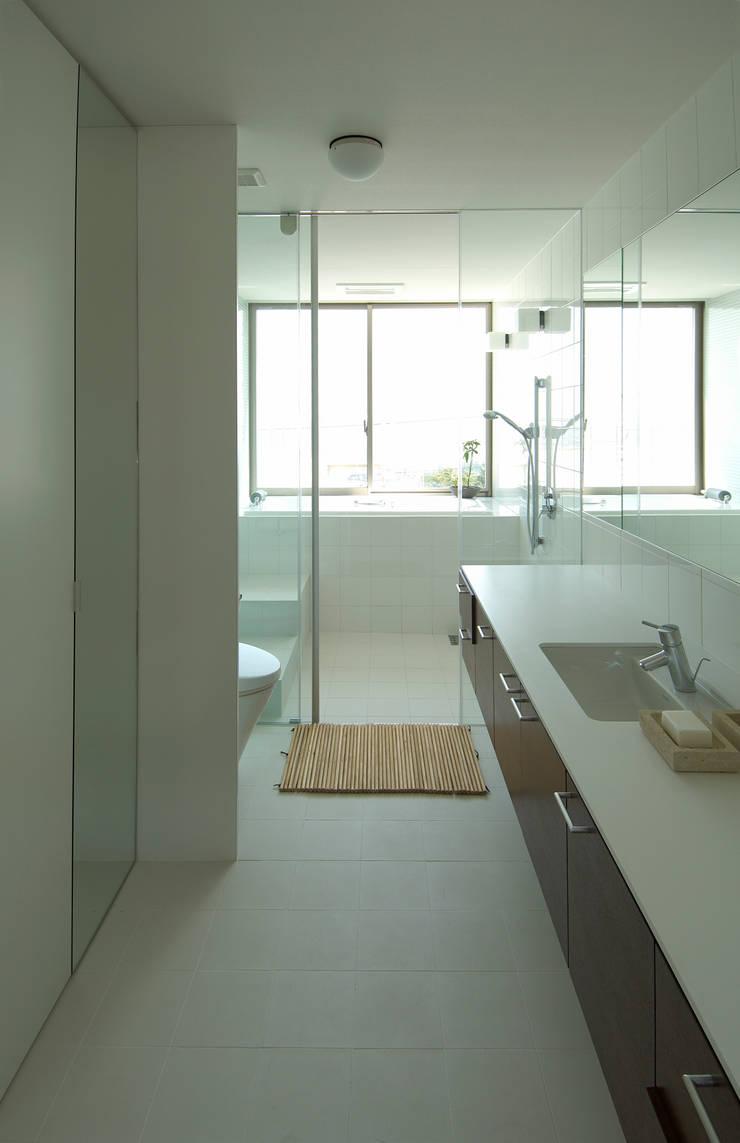 .: 株式会社 コンパス建築工房が手掛けた浴室です。