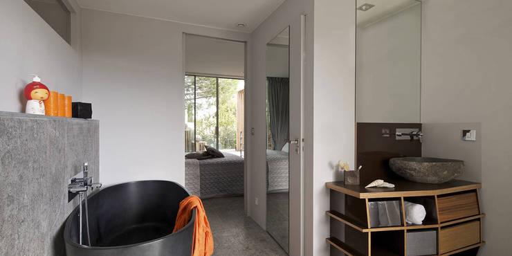 Maison D1: Maisons de style  par Vincent Coste Architecte