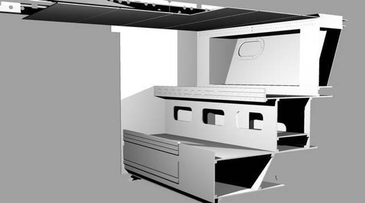 Nueva construcción Yate (Nueva Yate de motor): Yates y jets de estilo  de Coup de Grâce  design & events