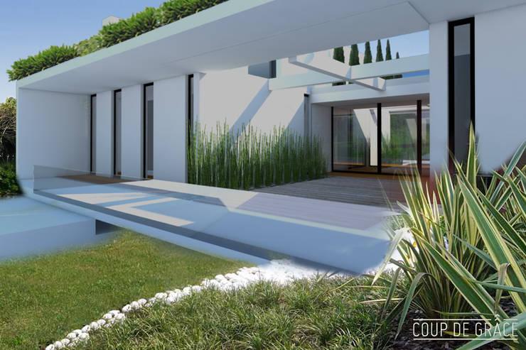 Residencia unifamiliar VILAMOURA:  de estilo  de Coup de Grâce  design & events