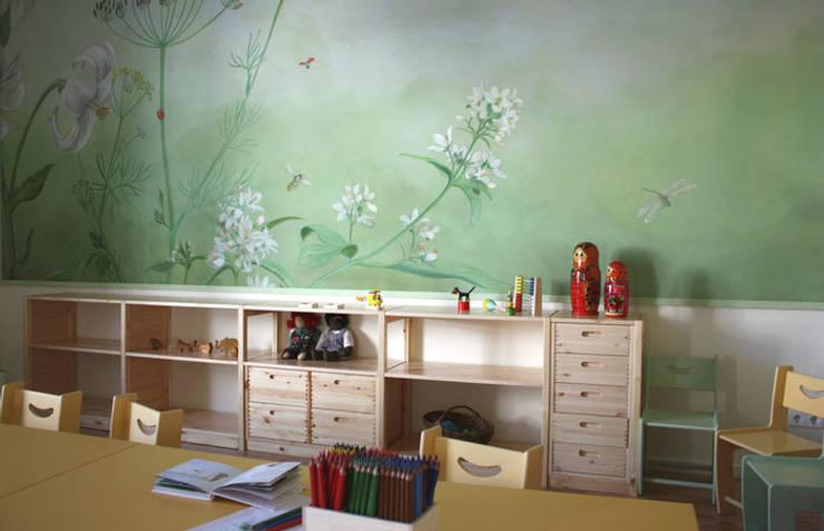 Kindergarten:  Schulen von Atelier Wandlungen GbR,