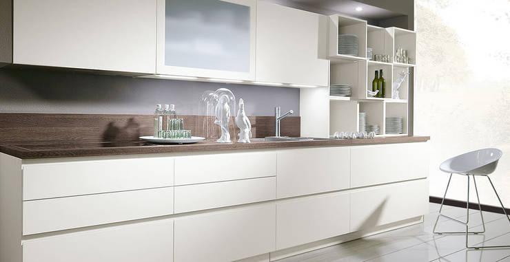 Touch GLX - Bianco:  de style  par Schott Cuisines