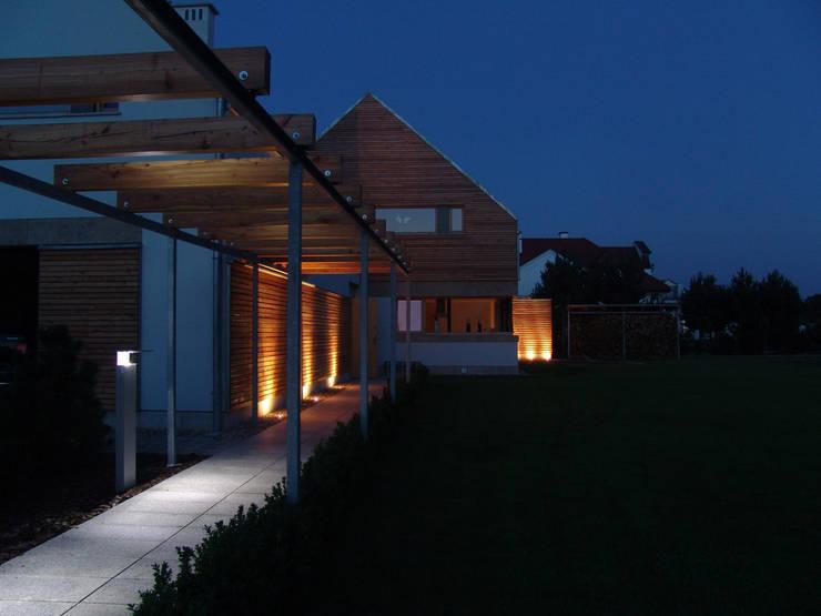 Дома в . Автор – CAA ARCHITEKCI