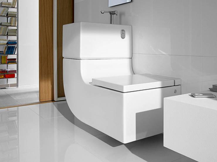 Projekty,  Łazienka zaprojektowane przez Espacios & Ideas Proyect