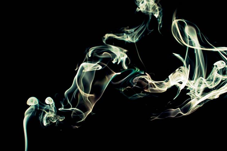Smokey 15:  Corridor, hallway & stairs by Steve Purnell