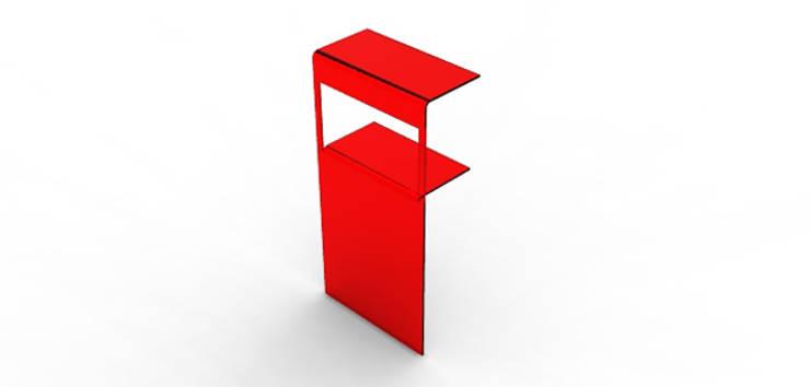 F: Soggiorno in stile  di Giacomo Giustizieri - Industrial Designer
