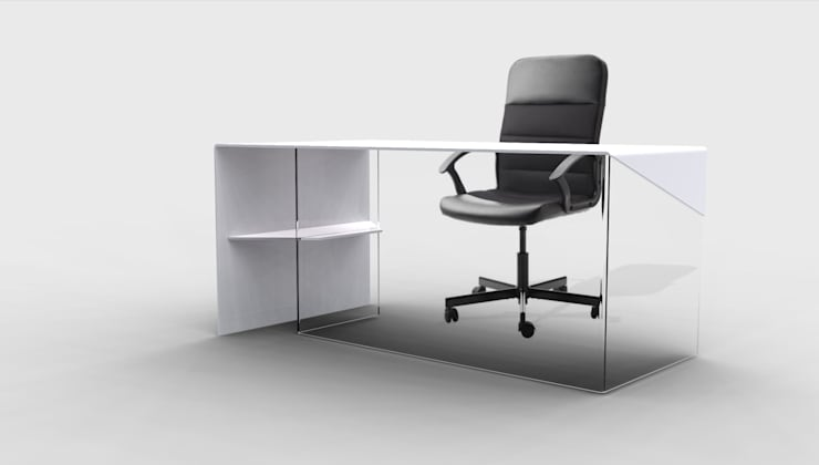 simple: Studio in stile  di Giacomo Giustizieri - Industrial Designer