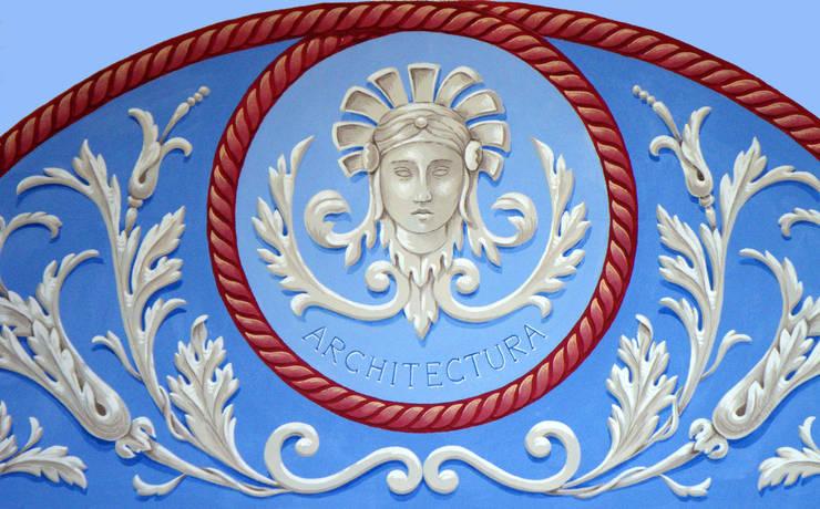 STANZA DELLE MUSE:  in stile  di ITALIAN DECOR