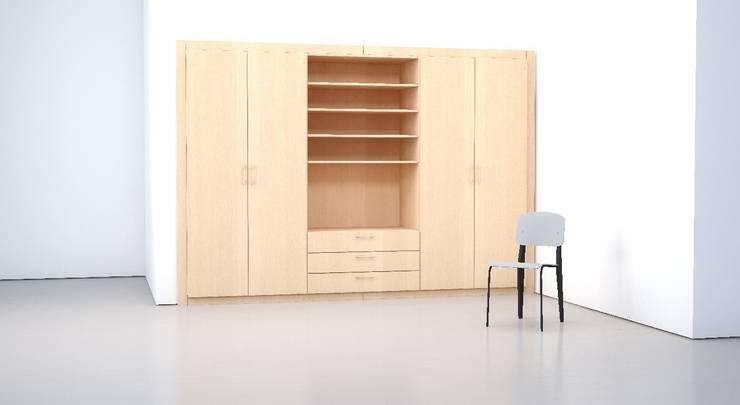 Bedroom by Schrankplaner GmbH