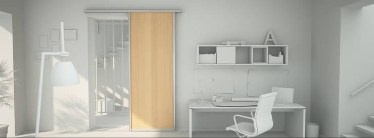 Möbelmanufaktur Grube Carl GmbH:  tarz Çalışma Odası