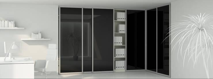 Möbelmanufaktur Grube Carl GmbH: modern tarz Çalışma Odası