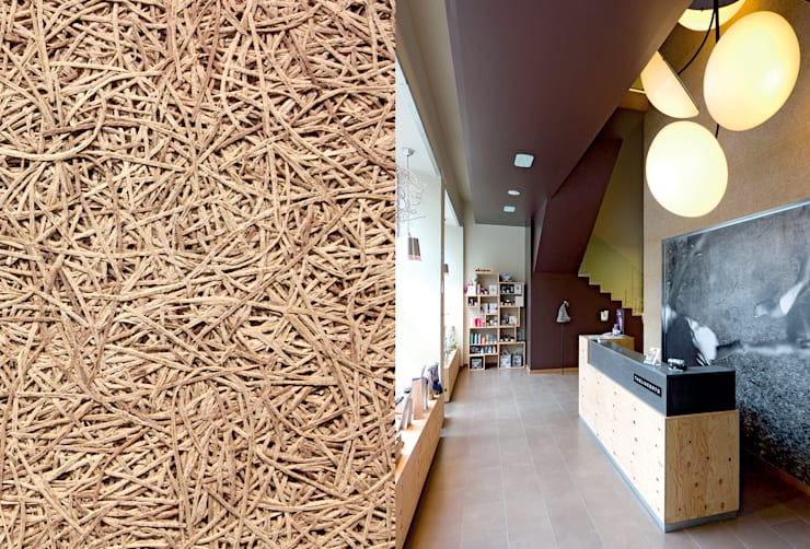 Commercial Spaces by MA.STUDIO