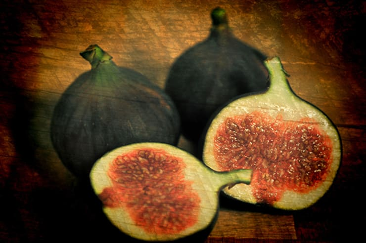 Three Figs:   by Steve Purnell