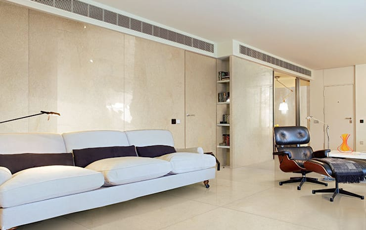 Maxfine Crema Marfil:  Walls by Tile Supply Solutions Ltd
