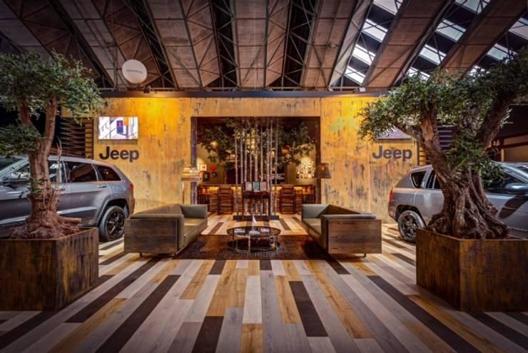 Messe Jeep:  Messe Design von woodboxx | Thomas Maile