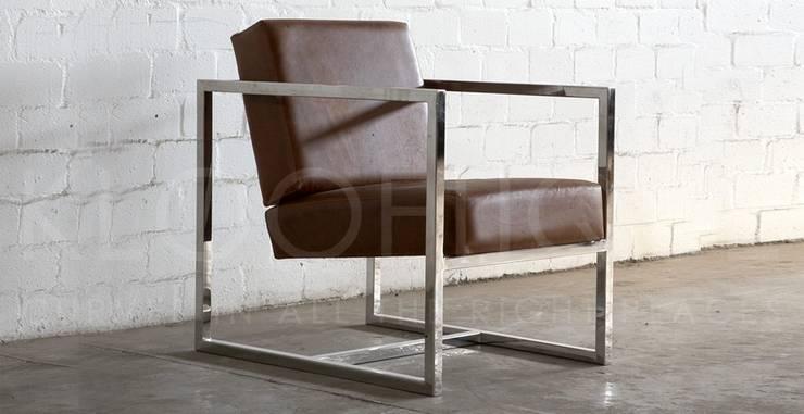 Designmöbel – Sessel: modern  von Holz + Floor GmbH   Thomas Maile   Wohngesunde Bodensysteme seit 1997,Modern