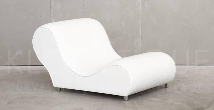 Designmöbel - Sessel:  Wohnzimmer von woodboxx | Thomas Maile