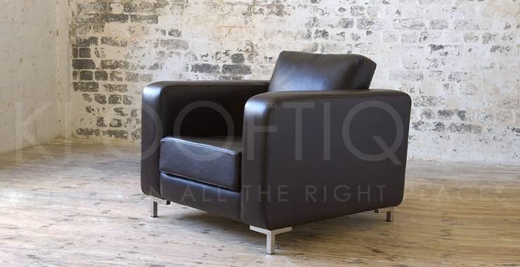Designmöbel - Sessel: modern  von Holz + Floor GmbH   Thomas Maile   Wohngesunde Bodensysteme seit 1997,Modern