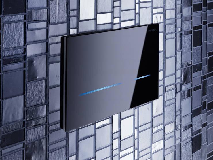 Placca di azionamento Geberit Sigma 80:  in stile  di Blue Responsibility