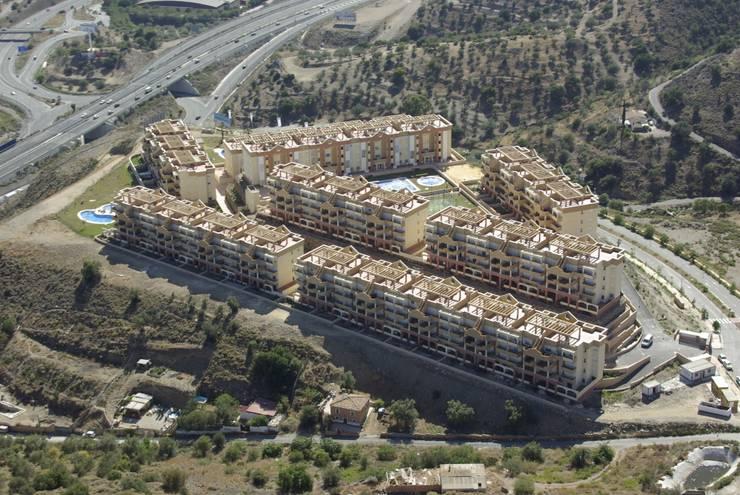 232 viviendas Vista Bahía Vallehermoso:  de estilo  de santacruz y asociados estudio de arquitectura