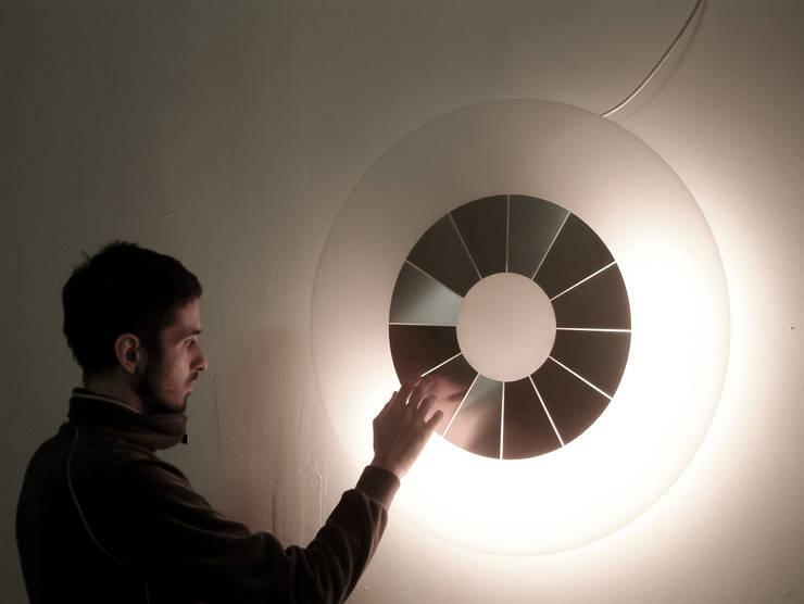 Disco Lamp:  in stile  di Mauro Del Santo