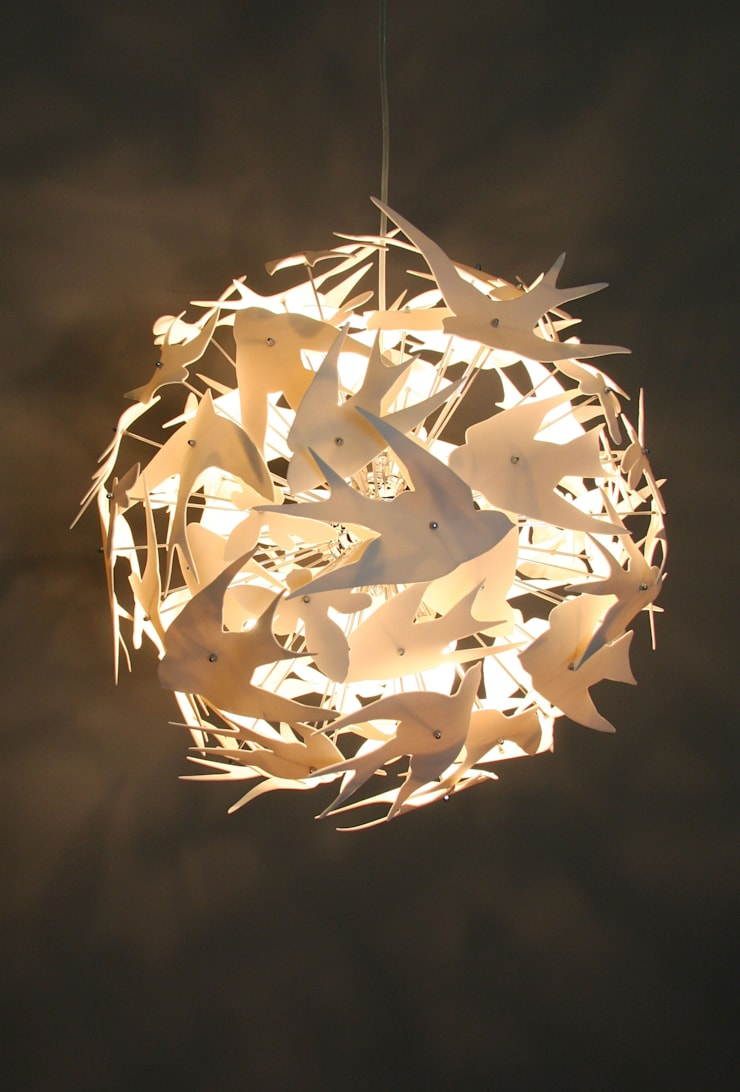 May Ball:  Living room by Boatswain Lighting