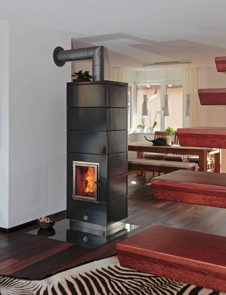 Grundofen SOLAN:   von Die Ofen-Manufaktur Dislich und Kohler,Landhaus